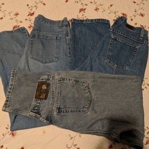 Denim - There Pair Of Jeans Size 8